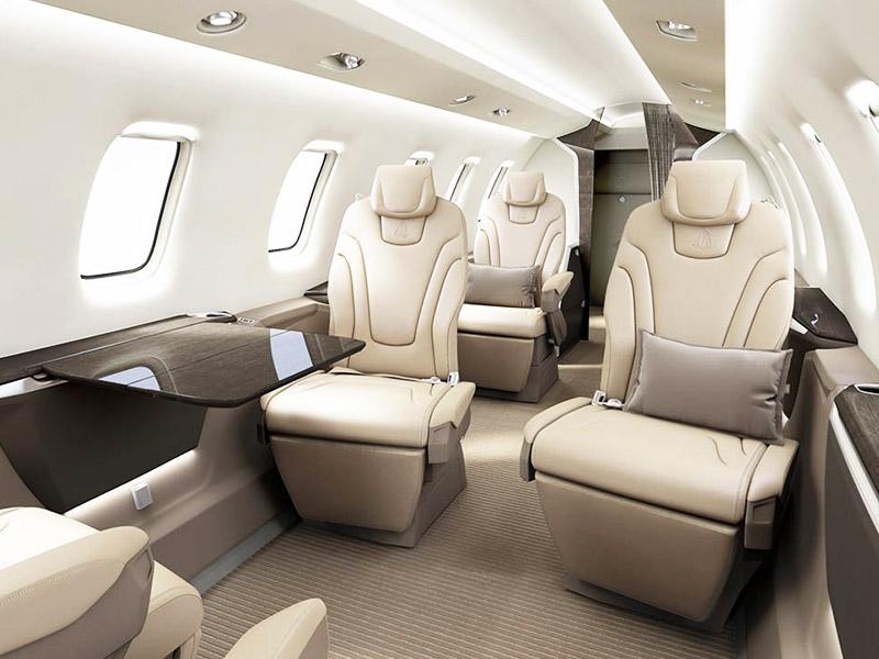Pilatus PC24 Private Jet Hire