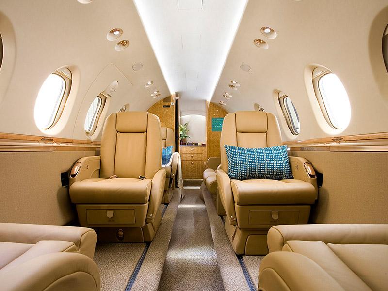 BAe-125 700 Jet Charter
