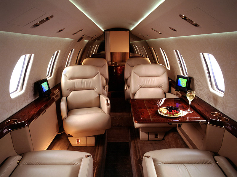 Cessna Citation VII Private Jet Hire