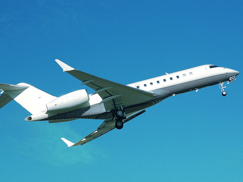 Bombardier Global Express Private Jet Hire