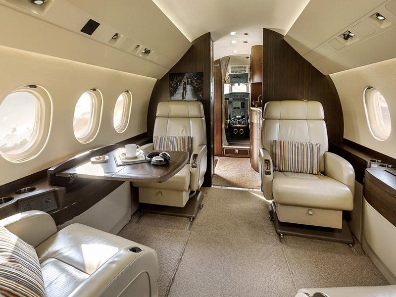 Dassault Falcon 2000LX Private Jet Hire