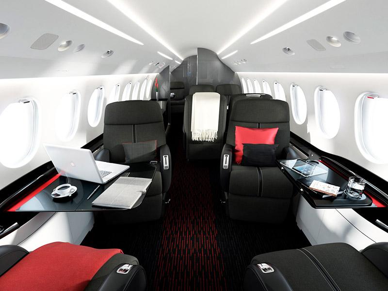Dassault Falcon 7X Private Jet Hire