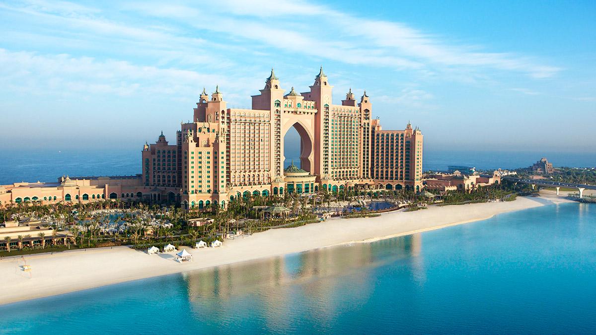 Dubai Summer Holiday Private Jet Hire