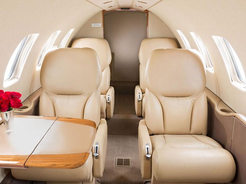 Cessna Citation Bravo Private Jet Hire