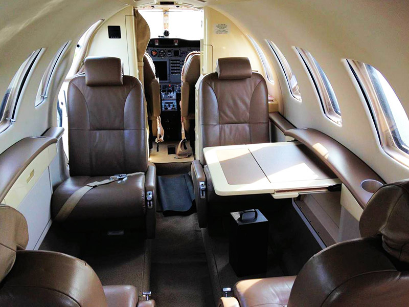 Cessna Citation CJ2 Private Jet Hire