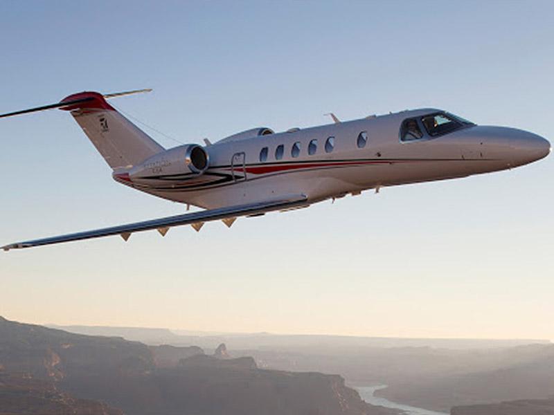 Cessna Citation CJ4 Private Jet Hire