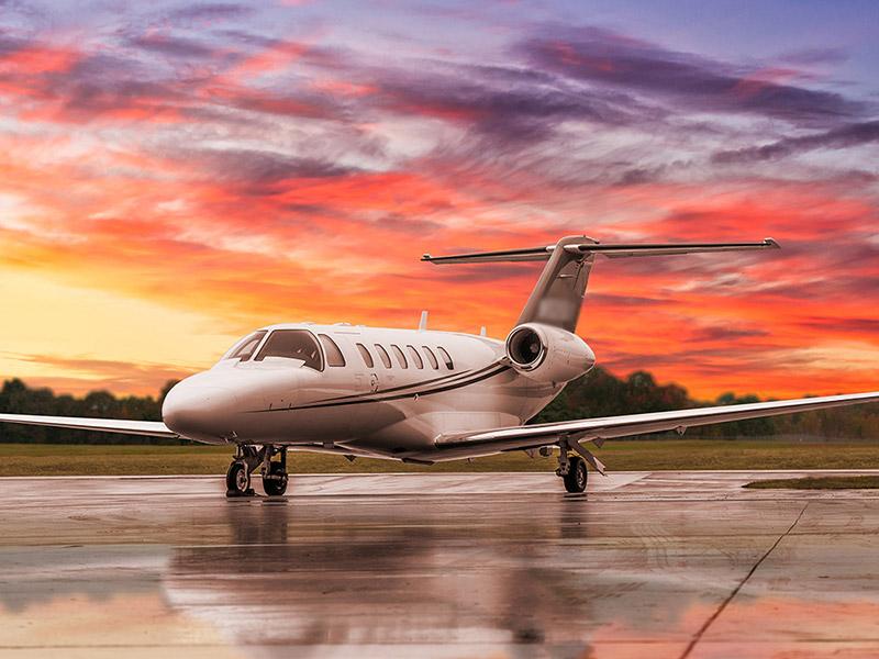 Cessna Citation CJ2+ Private Jet Hire