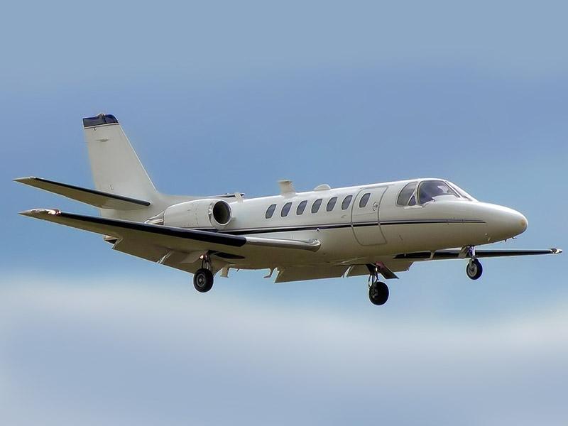 Cessna Citation Ultra Private Jet Hire