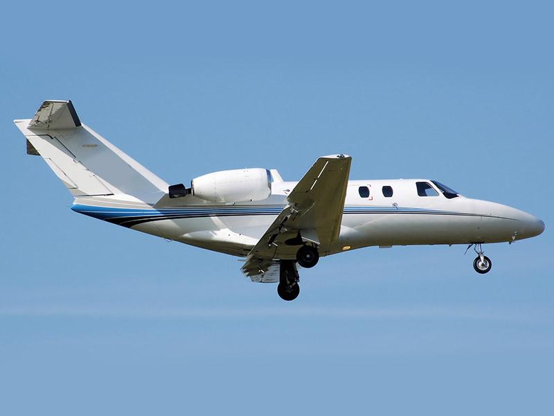 Cessna CitationJet Private Jet Hire