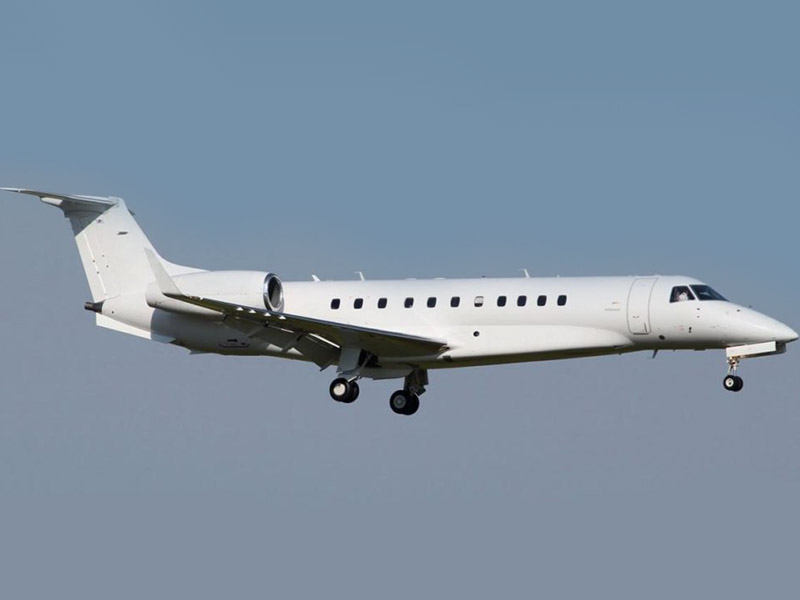 Embraer EMB 135 Private Jet Hire