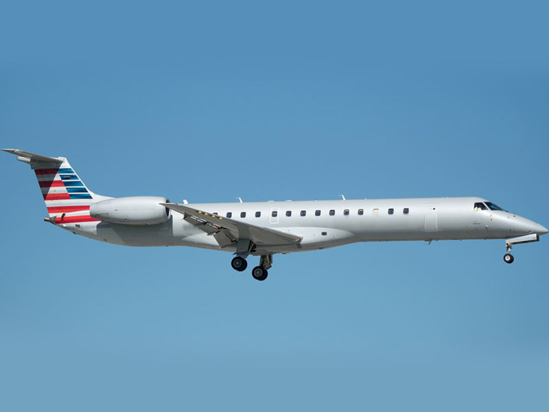 Embraer EMB 145 Private Jet Hire