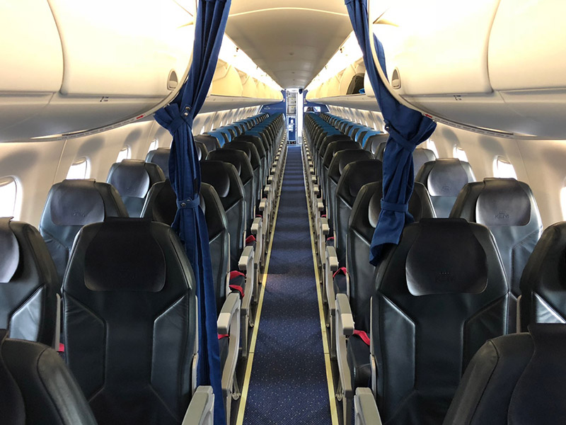 Embraer EMB 190 Private Jet Hire