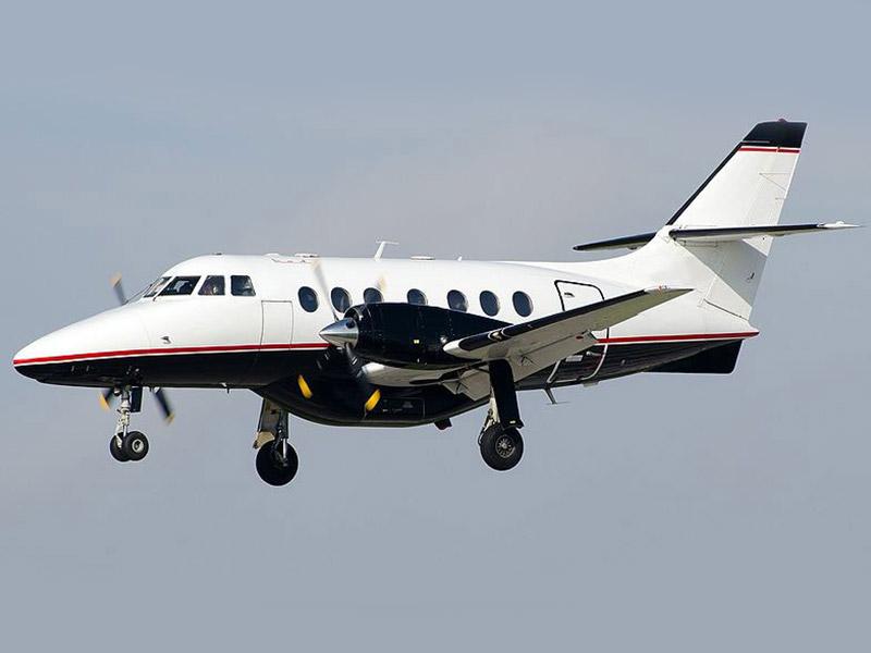 BAE Jetstream 31 Private jet hire
