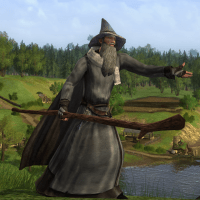 Fellowship of the Ring: Gandalf the Grey