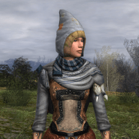 Dunlending Goatherd