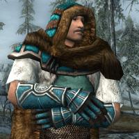 Warrior-hero of Forochel