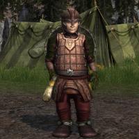 Fellowship of the Ring: Meriadoc, Esquire of Rohan