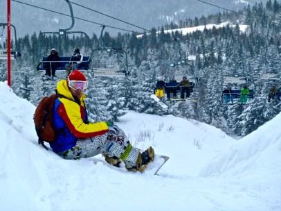 Ski-Gebiet Tryvann