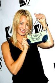 Kaley Cuoco im Juli 2005 auf der The WB Network'S 2005 All Star Celebration