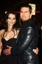 Tom Cruise und Penelope Cruz