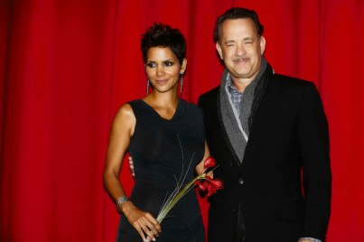 Tom Hanks und Halle Berry