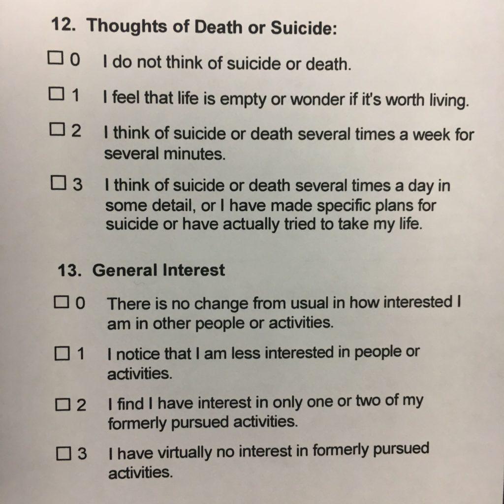 deathsuicide