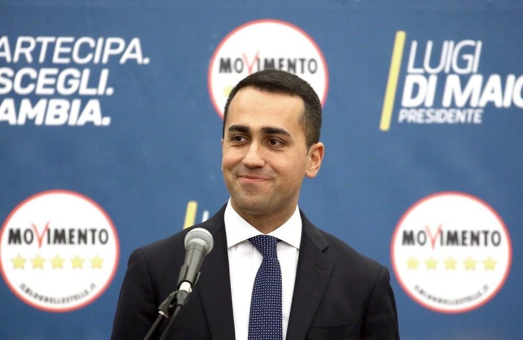 Luigi Di Maio - Movimento 5 Stelle