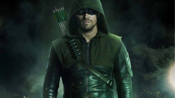 Binge watch Arrow