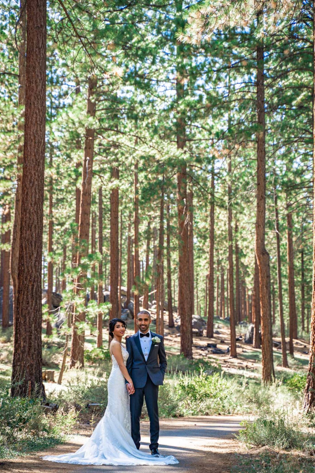 Lake Tahoe Wedding Photographer Starscape Studios at Regan Beach Wedding   Smita + Akash