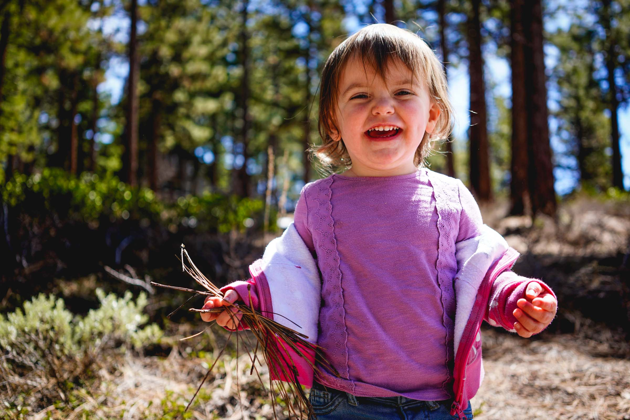 Lake Tahoe photography for families