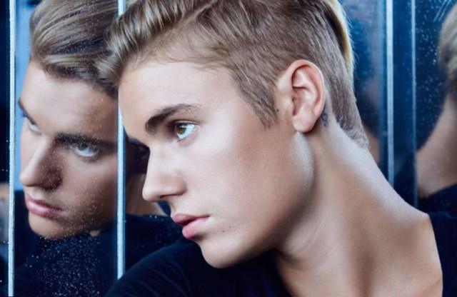 justin bieber celebrity hair changes. really?