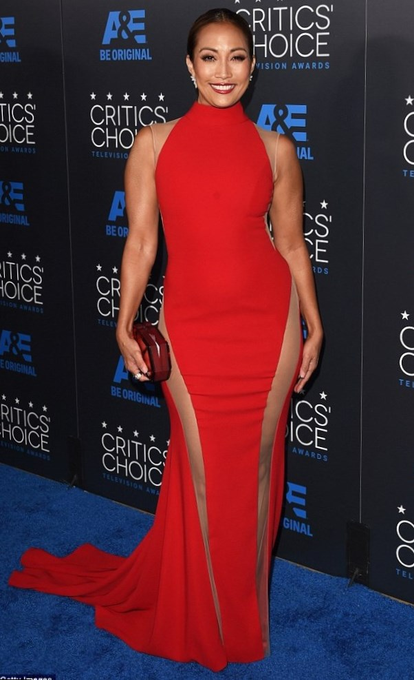 Carrie Ann Inaba weight, height and age. Body measurements!