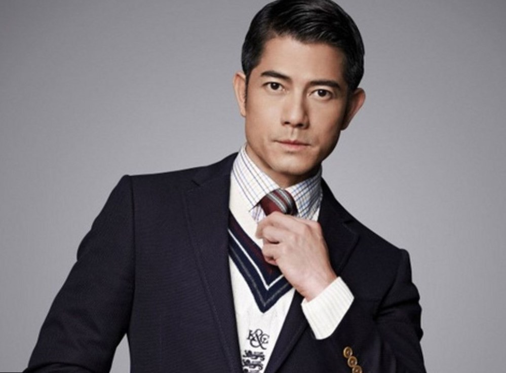 Aaron Kwok Weight Height And Age Body Measurements