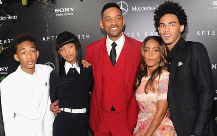 Will Smith Family Siblings Parents Children Wife