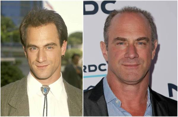 Christopher Meloni's height, weight. Body to any role ...