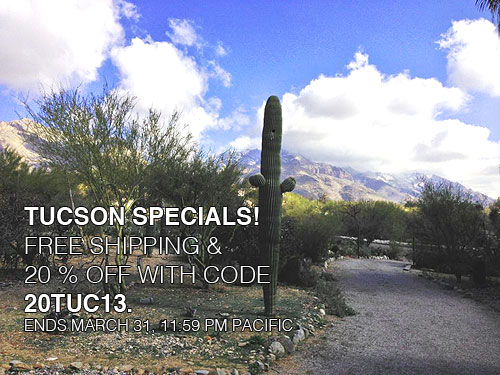 Tucson Specials at Star's Clasps