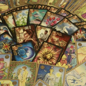 Tarot, Oracle, Playing Cards