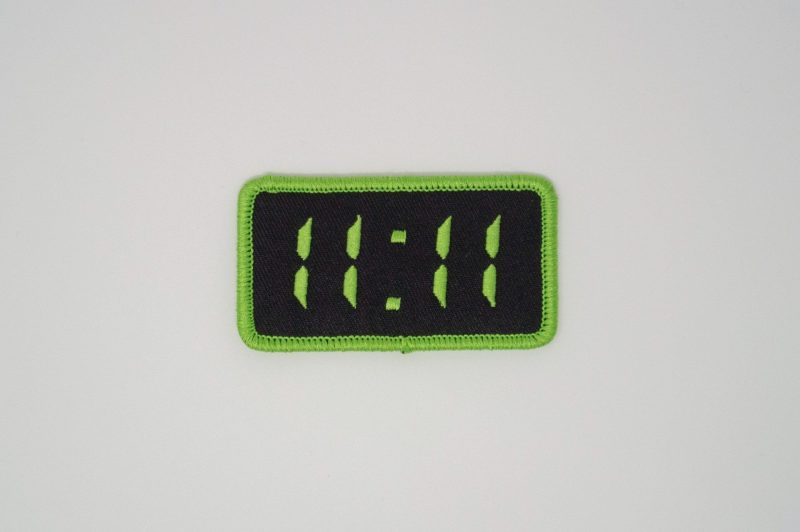 11:11 Synchronicity Patch
