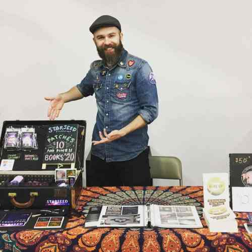 Jeff Finley, founder of Starseed Supply Co.