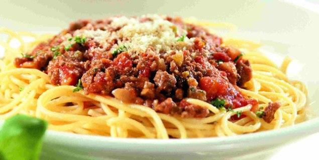 Spaghetti bolognaise (Photo credit: clumff.com.au)