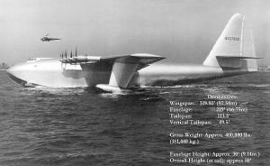 The Spruce Goose.