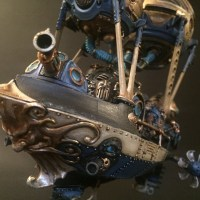 kharadron Overlord Frigate