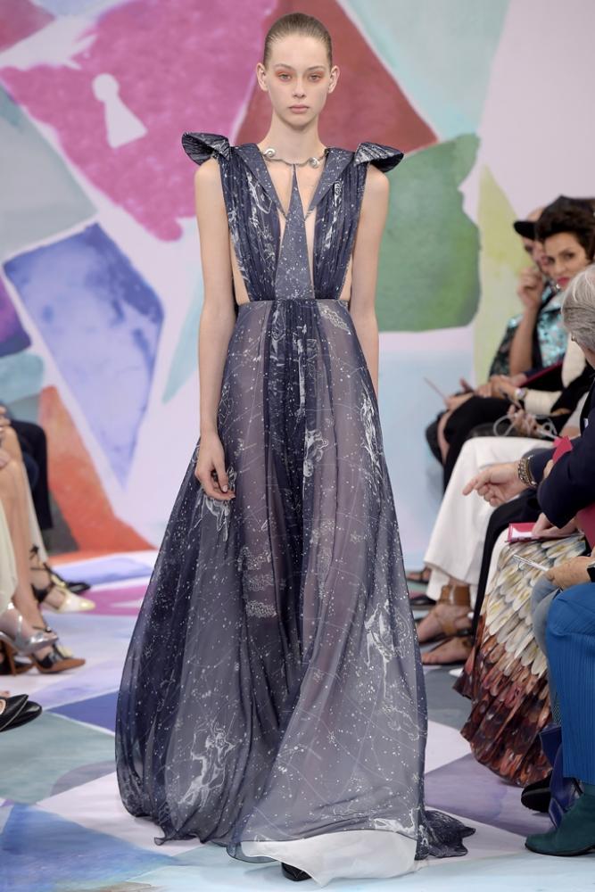 Schiaparelli show, Autumn Winter 2016, Haute Couture Fashion Week, Paris, France - 04 Jul 2016