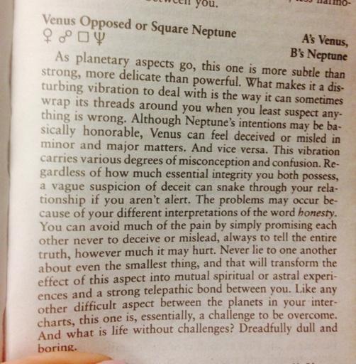 neptune square venus | StarsMoonandSun