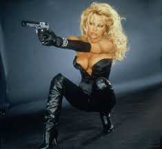 pam anderson barb wire