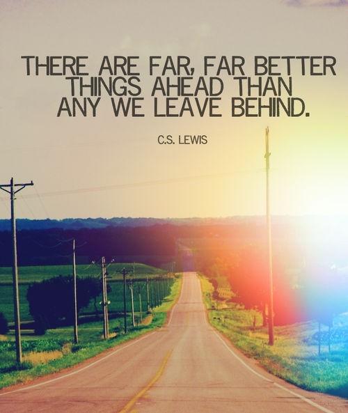 C.S Lewis Quote
