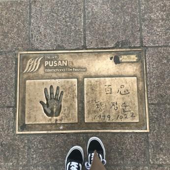handprints of directors