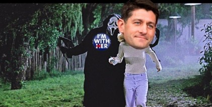 paul ryan on the run