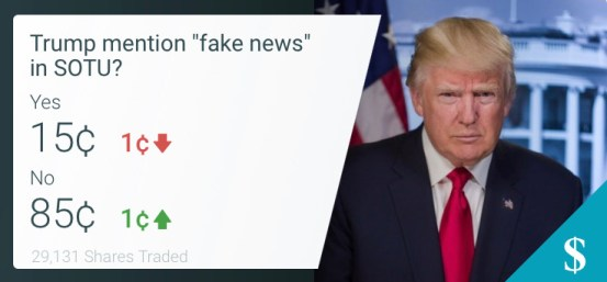 fake news market