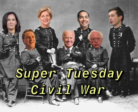 super tuesday civil war
